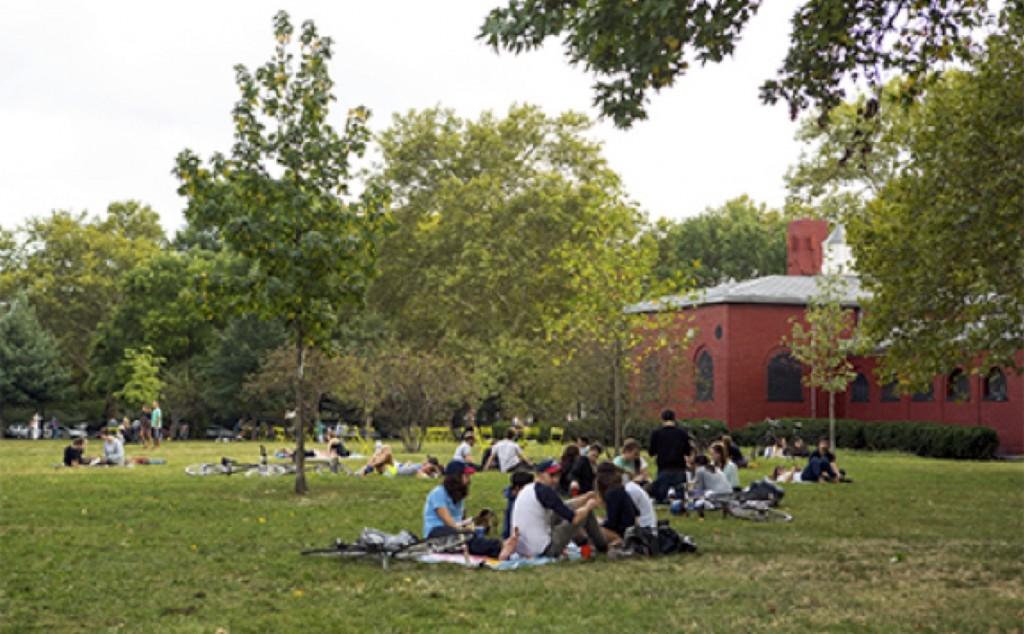 Mccaren Park, Greenpoint