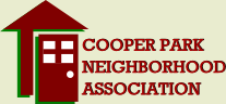 Cooper Park Neighborhood Association (CPNA) Logo
