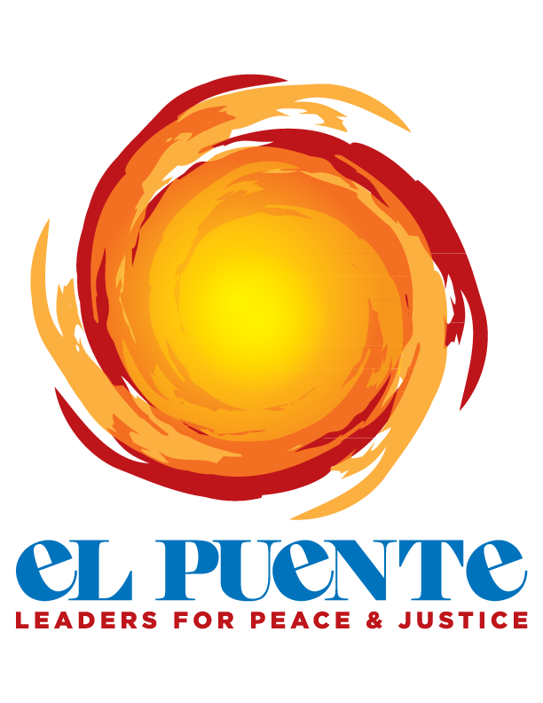 El Puente Leaders for peace and justice logo