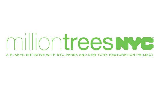 MillionTreesNYC logo