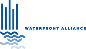 The Waterfront Alliance logo