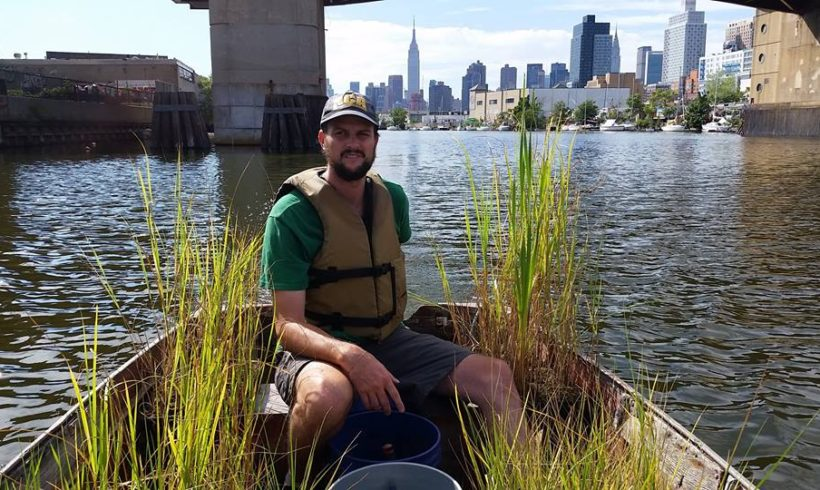 Testing The Waters of Newtown Creek