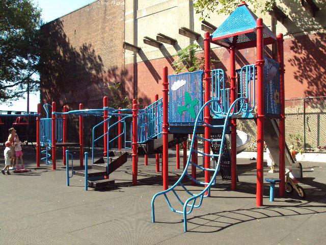 American Playground Neighborhood Learn & Play Day