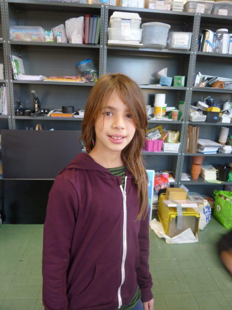 PS 110 Fifth Grader