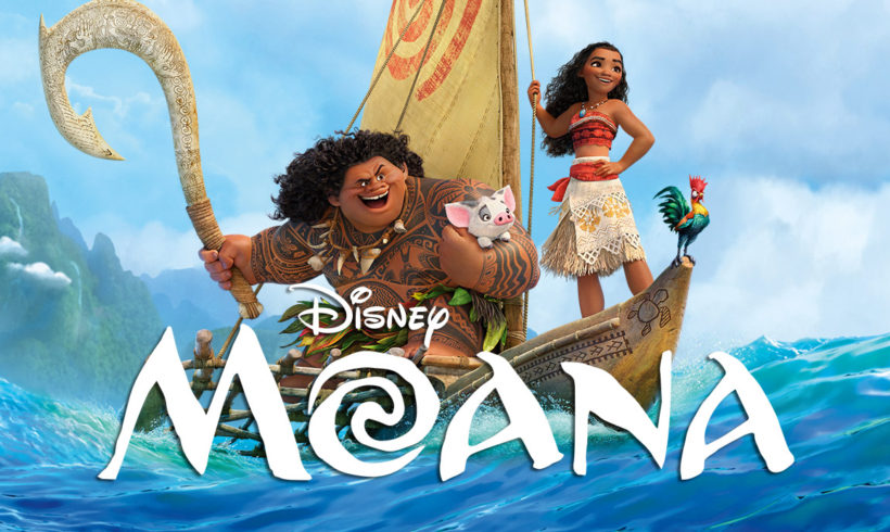 Movies Under the Stars: Moana