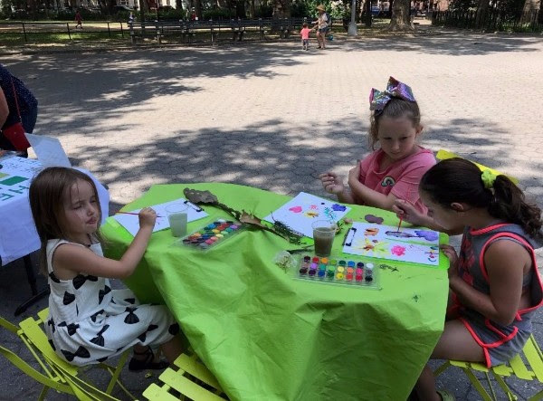 Young Naturalists Program at McGolrick Park