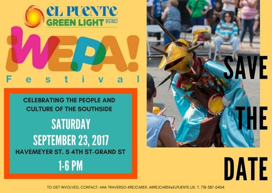 ¡WEPA! Festival