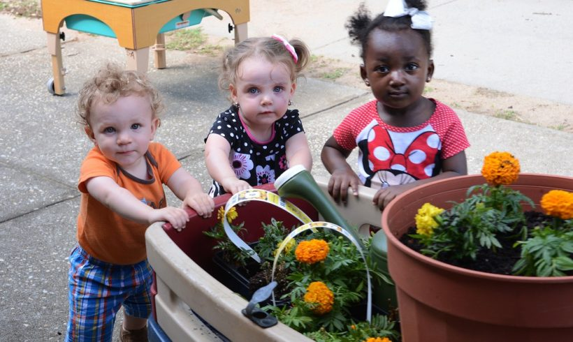 61 Franklin Garden's Gardening Class for Lil'l Kids, ages 4-5