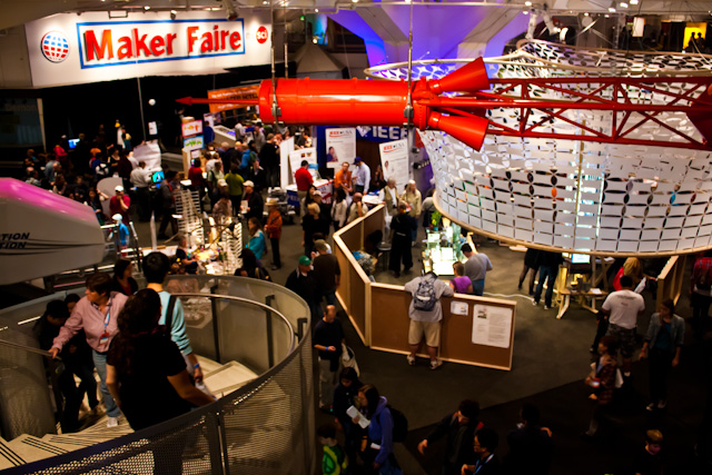 The 8th Annual World Maker Faire New York!