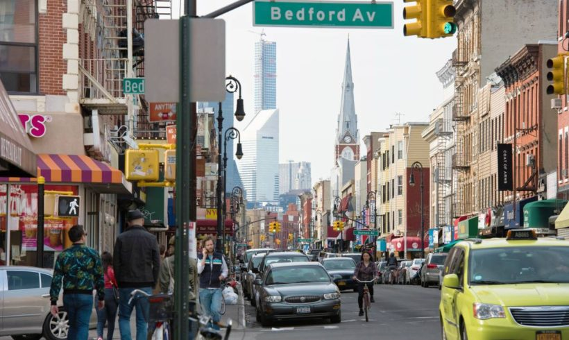 "Brooklyn Pedestrians ""Going Green"": How Safe Are They?"