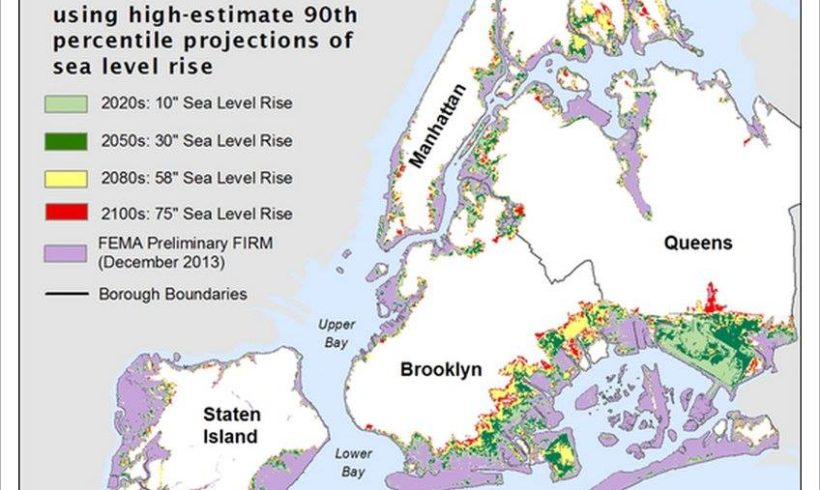 Can NYC Survive the Sea?