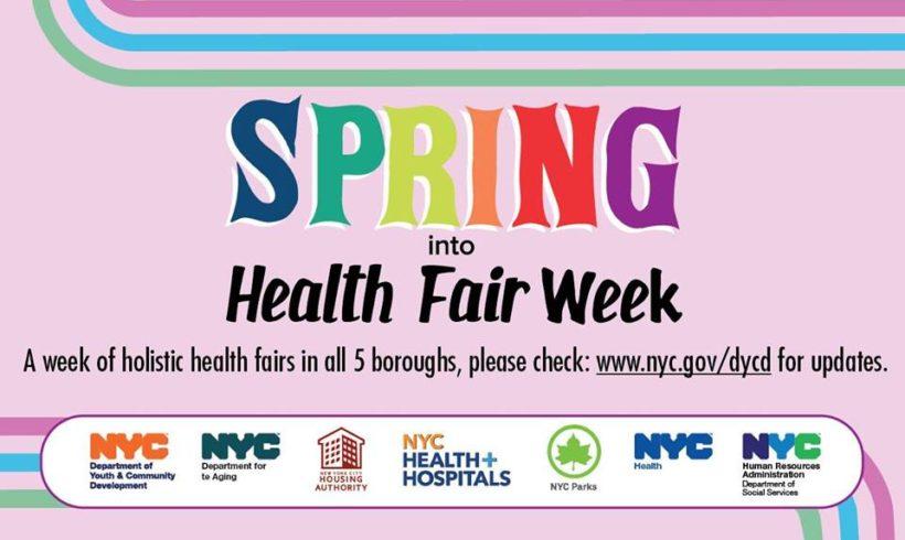 Spring into Health Fair