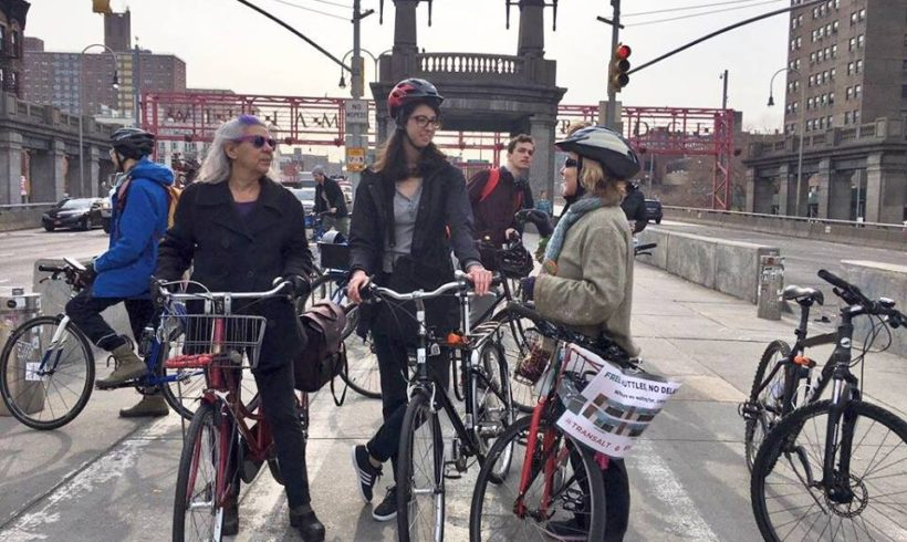 BikeTrain Weekly Ride