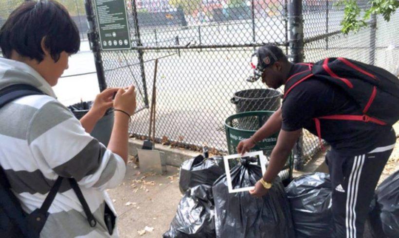 Talking Trash screening