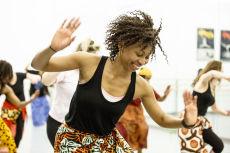 West African Dance w/Maguette Camara