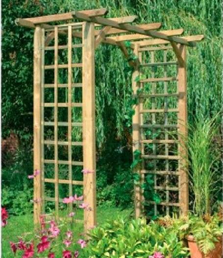 Make Your Garden Beautiful With The Garden Trellis Noz Garden