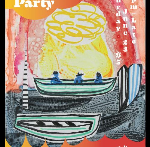 North Brooklyn Boat Club Summer Solstice Benefit Party