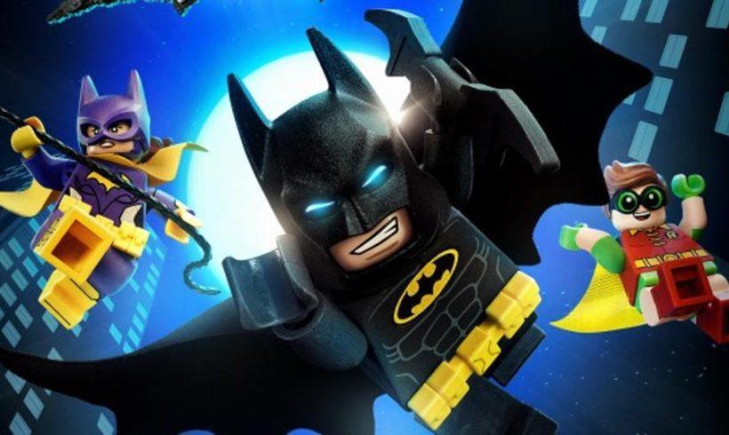 The Lego Batman | SummerStarz 2018 Free Movies