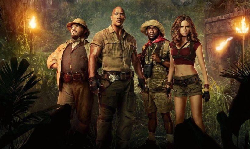 Jumanji: Welcome to the Jungle | SummerStarz 2018 Free Movies