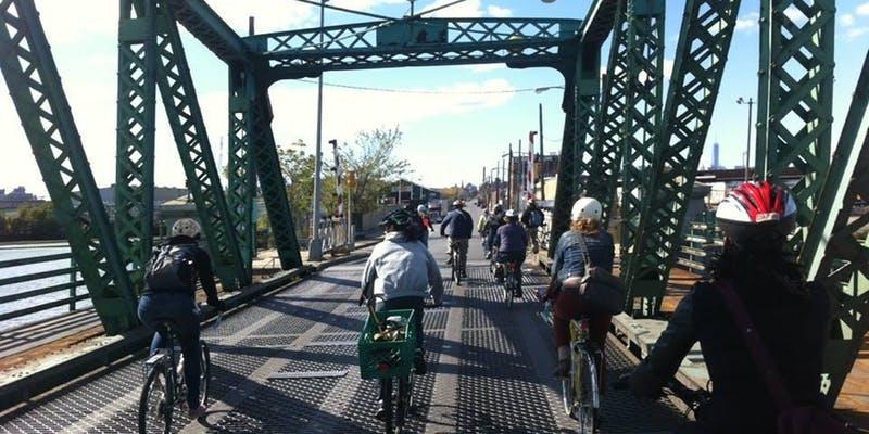 Newtown Creek Bike Tour