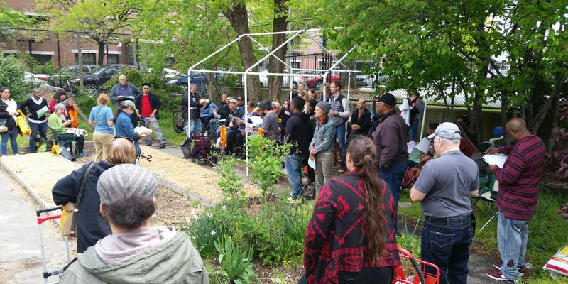 Organizing for Garden Success: Group Structure