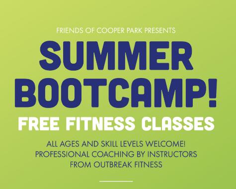 Free Summer Bootcamp