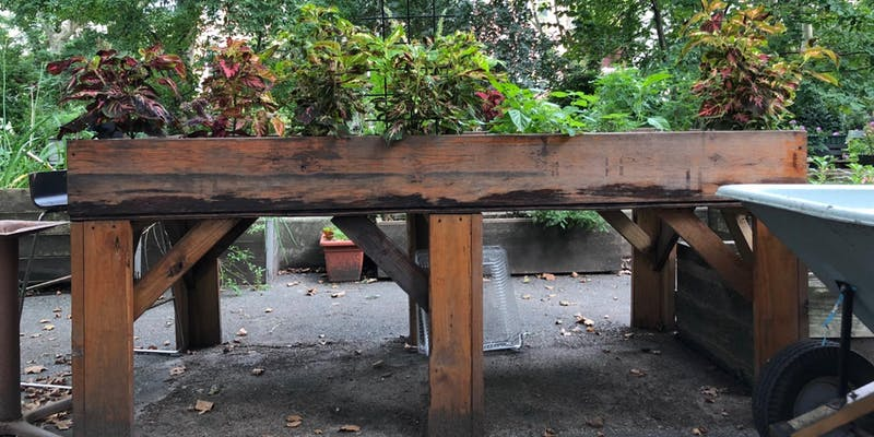 Raised Bed Design: Wheelchair Accessible Table-Top Raised ... on raised ceiling designs, raised chicken coop designs, raised beach house designs, raised porch designs, raised planter designs, raised vegetable bed designs, raised fire pit designs, raised flower bed designs, raised ponds designs, raised fireplace designs, raised deck designs,